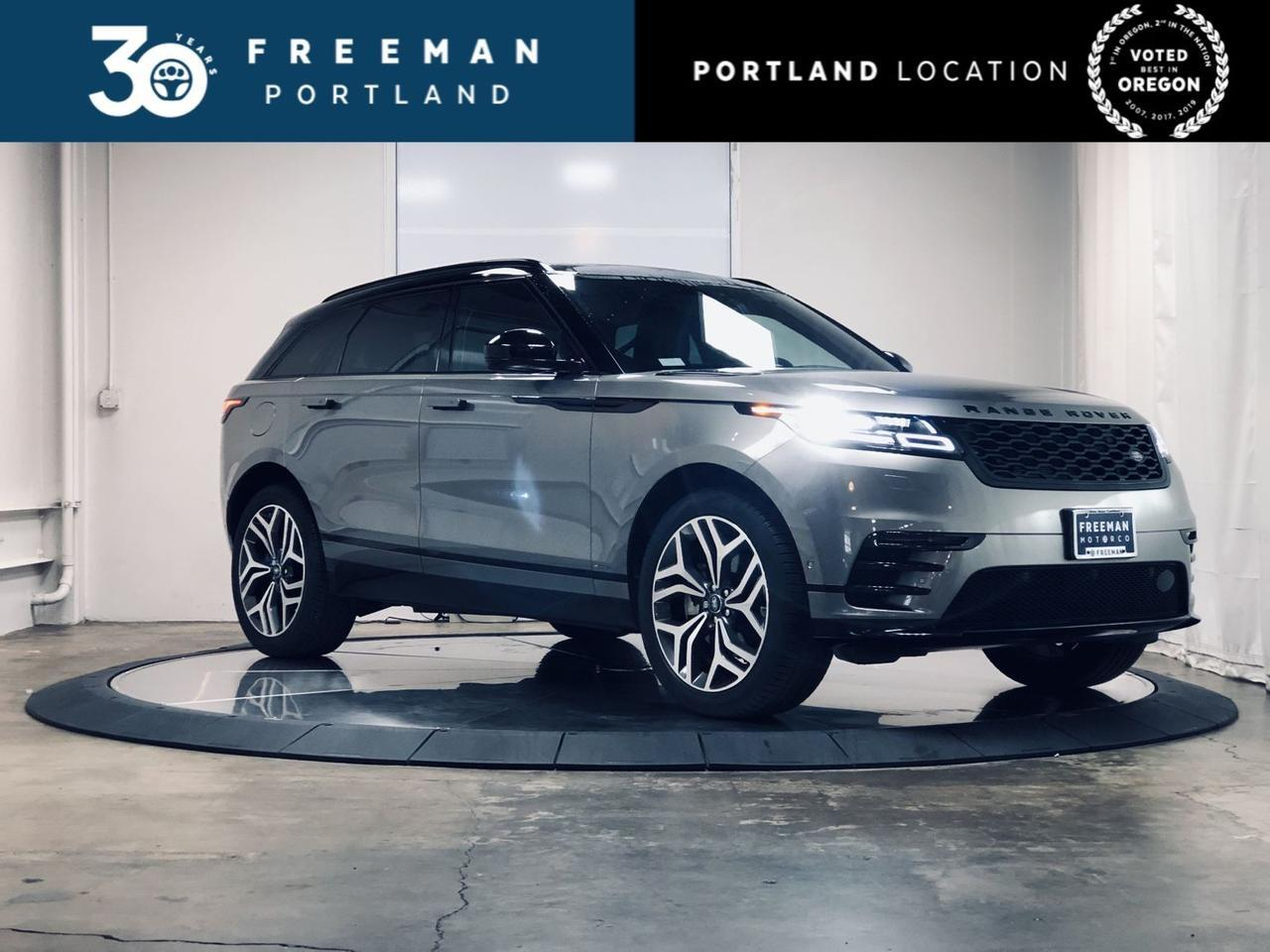 2018 Land Rover Range Rover Velar R-Dynamic HSE Heated & Cooled Seats On/Off Road Pkg Portland OR