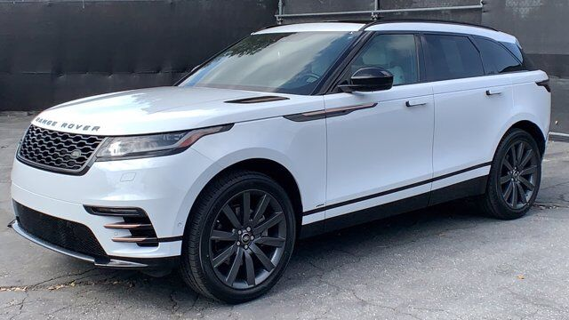 2018 Land Rover Range Rover Velar R-Dynamic HSE Pasadena CA