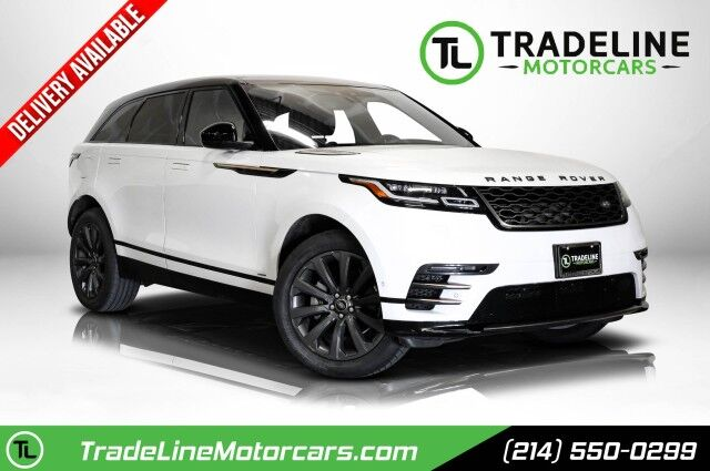2018 Land Rover Range Rover Velar R-Dynamic SE CARROLLTON TX