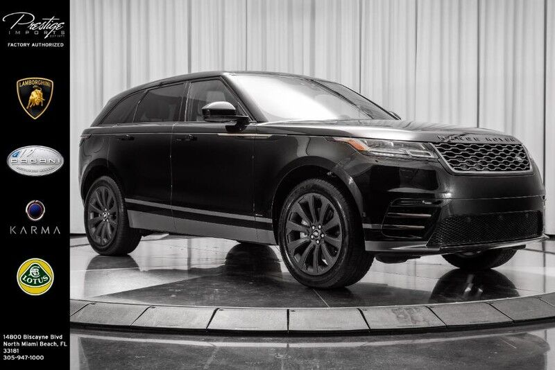 2018_Land Rover_Range Rover Velar_R-Dynamic SE_ North Miami Beach FL