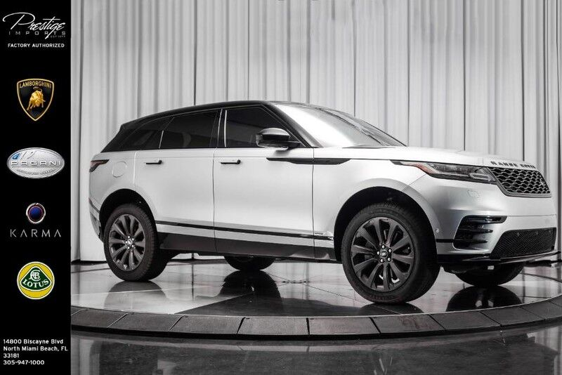 2018_Land Rover_Range Rover Velar_R-Dynamic SE_ North Miami FL