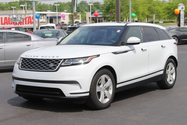 2018 Land Rover Range Rover Velar S Fort Wayne Auburn and Kendallville IN