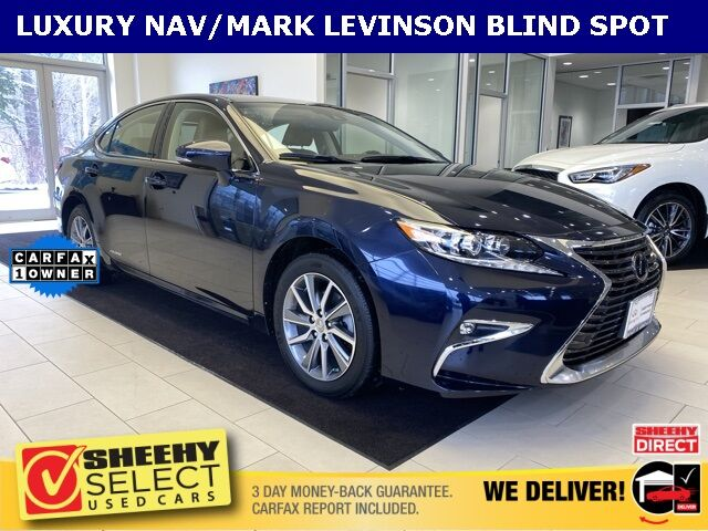 2018 Lexus ES 300h LUXURY NAV MARK LEVINSON Annapolis MD