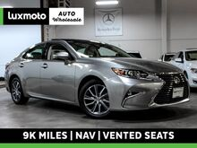 2018_Lexus_ES 350_9k Miles Nav Blind Spot Assist Vented Seats Pano_ Portland OR