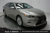 Lexus ES 350 CAM,SUNROOF,KEY-GO,17IN WHLS 2018