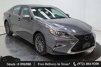 Lexus ES 350 NAV,CAM,SUNROOF,CLMT STS,PARK ASST,BLIND SPOT 2018