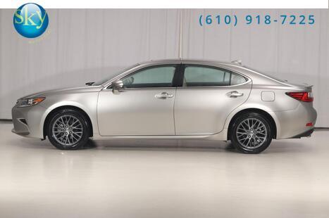 Lexus ES 350 PREMIER & NAVIGATION PACKAGES 2018