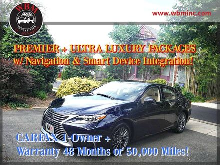 2018_Lexus_ES 350_w/ Luxury Package_ Arlington VA