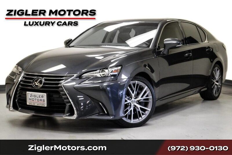 2018 Lexus GS 350 4Kmi!One Owner !Clean Carfax Like new
