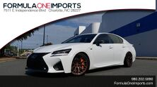 Lexus GS F 5.0L V8 / HUD / NAV / MARK LEVINSON / CAMERA / AIR SUSP 2018