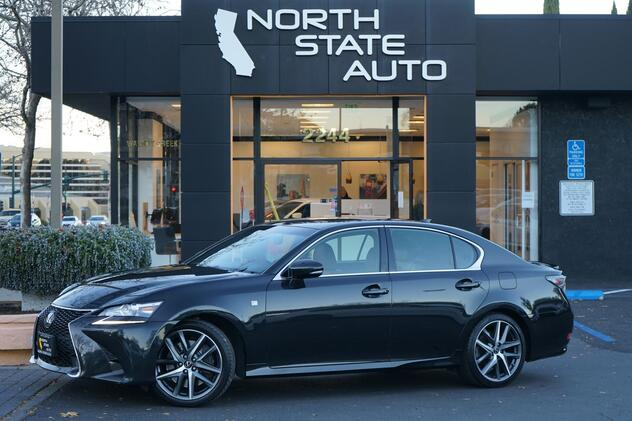 2018_Lexus_GS_GS 350 F Sport_ Walnut Creek CA