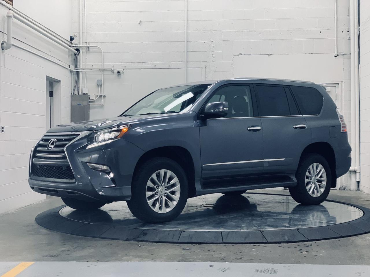 2018 Lexus GX 460 4WD Premium Package Blind Spot Monitor Portland OR