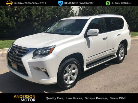 2018 Lexus GX 460 Base Salt Lake City UT