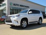 2018 Lexus GX 460 LEATHER, NAVIGATION, BACKUP CAM, BLIND SPOT, KEYLESS START, BLUETOOTH, UNDER FACTORY WARRANTY