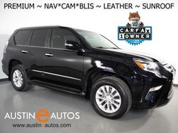 2018_Lexus_GX 460 Premium 4WD_*NAVIGATION, BACKUP-CAMERA, BLIND SPOT ALERT, MOONROOF, CLIMATE SEATS, INTUITIVE PARK ASSIST, BLUETOOTH PHONE & AUDIO_ Round Rock TX