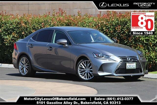 2018 Lexus IS 300 Bakersfield CA