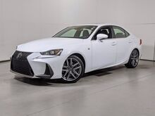 2018_Lexus_IS_300_ Cary NC