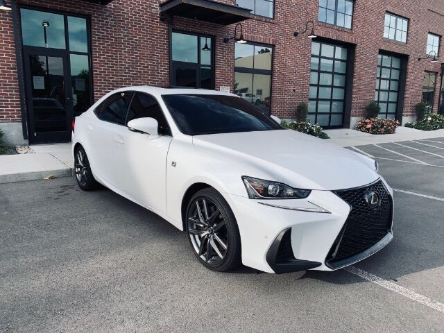 2018 Lexus IS 300 F SPORT Bountiful UT