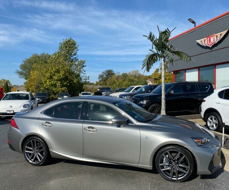 2018 Lexus IS 300 F Sport *1 Owner* Evansville IN