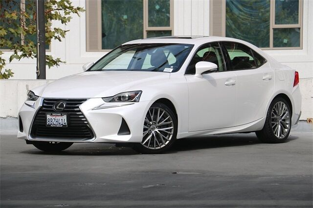 2018 Lexus IS 300 San Francisco CA