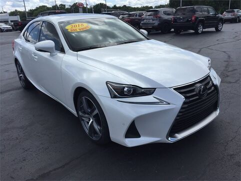 2018_Lexus_IS_IS 300 AWD_ Evansville IN
