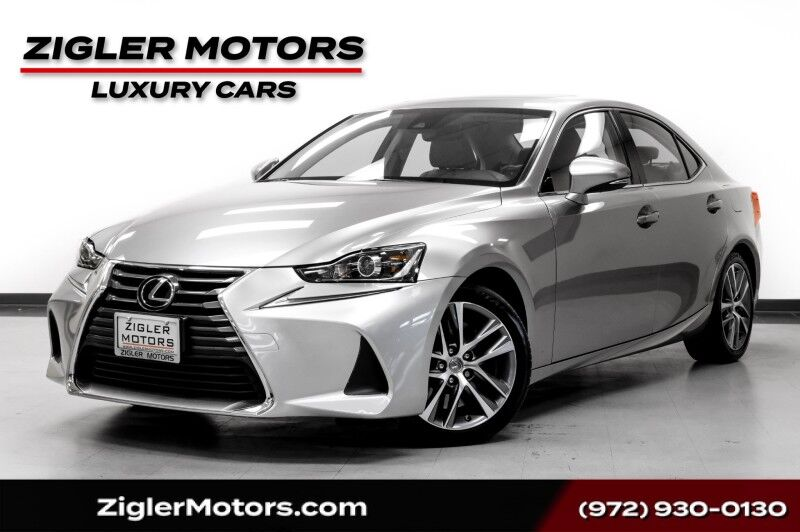 2018 Lexus IS IS 300 Addison TX