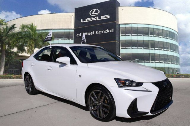used lexus is miami fl