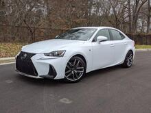 2018_Lexus_IS_IS 300 F Sport RWD_ Cary NC