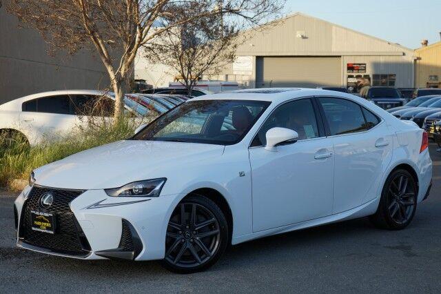 2018 Lexus IS IS 300 F Sport San Rafael CA