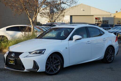 2018_Lexus_IS_IS 300 F Sport_ San Rafael CA