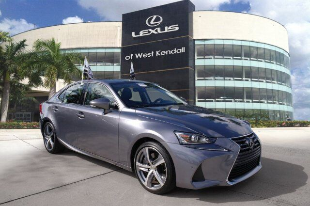 2018_Lexus_IS_IS 300_ Miami FL
