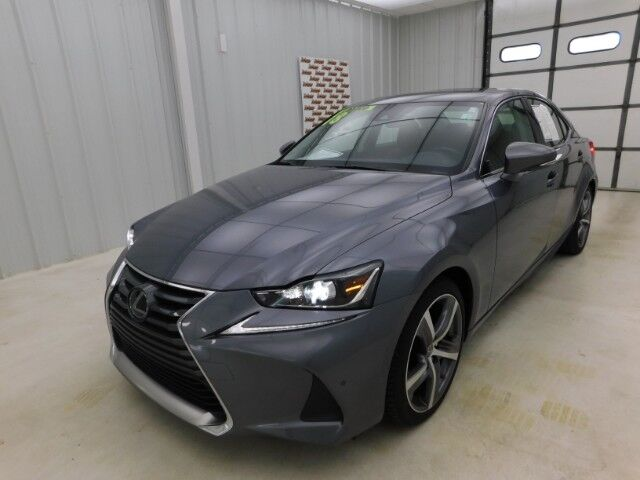 2018 Lexus IS IS 300 RWD Manhattan KS