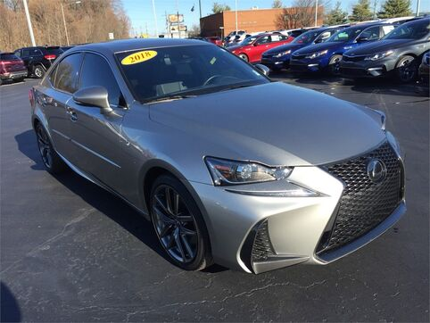 2018_Lexus_IS_IS 350 F SPORT AWD_ Evansville IN