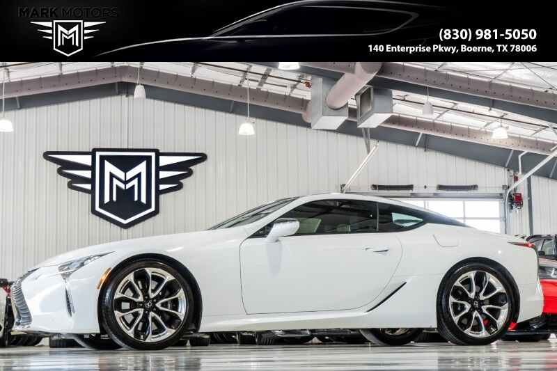 2018_Lexus_LC 500__ Boerne TX