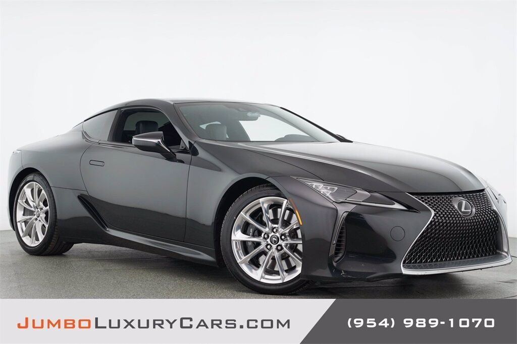 2018 Lexus LC 500 Hollywood FL