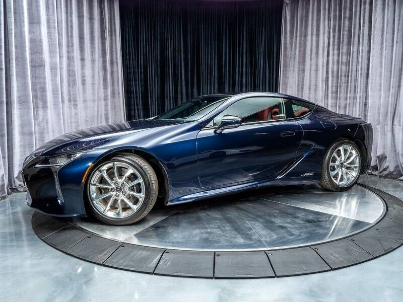 2018_Lexus_LC 500h_Coupe MSRP $101K+_ Chicago IL