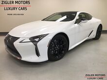 2018_Lexus_LC 500h_Coupe Touring Mark Levinson Blind Spot Color Heads-Up_ Addison TX