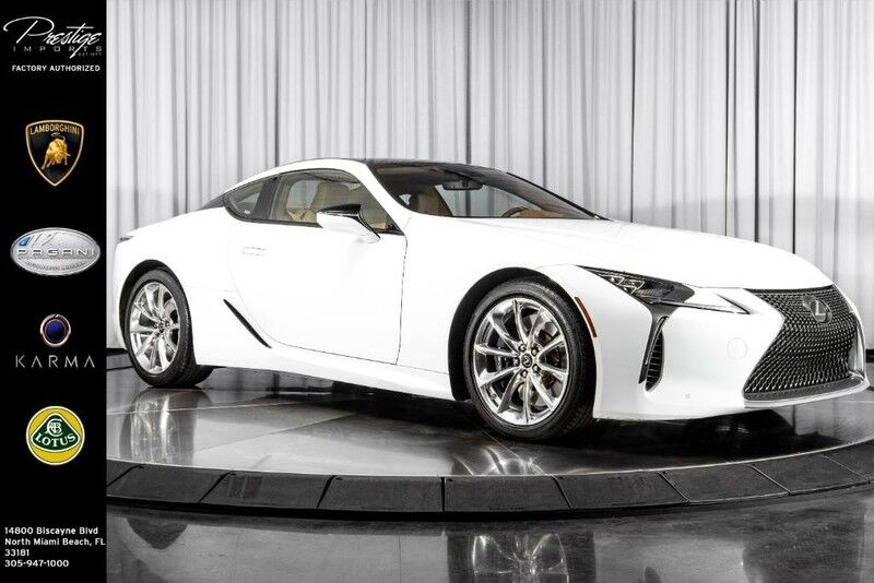 2018_Lexus_LC_LC 500_ North Miami Beach FL
