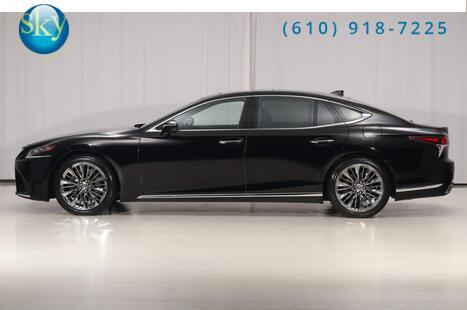Lexus LS 500 AWD LUXURY PACKAGE 2018