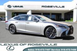 2018_Lexus_LS_Sedan_ Roseville CA