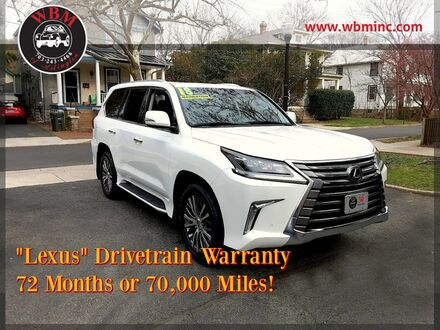 2018_Lexus_LX 570_4WD w/ Luxury Package_ Arlington VA