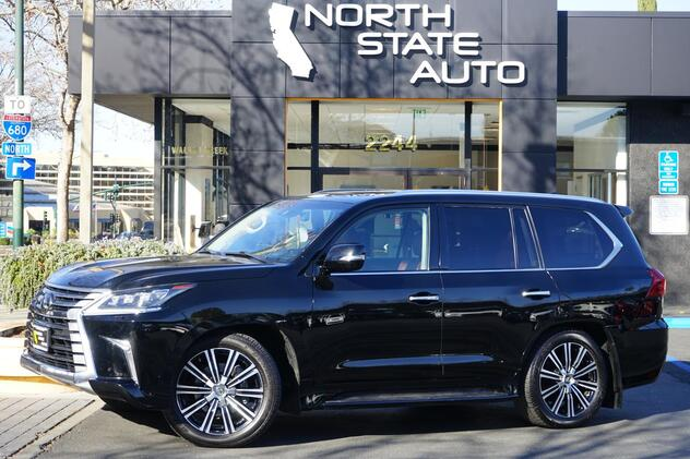 2018_Lexus_LX_LX 570_ Walnut Creek CA