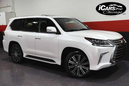 2018_Lexus_LX570_Luxury 4WD 4dr Suv_ Chicago IL