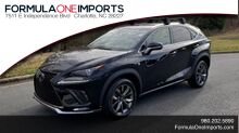 2018_Lexus_NX_300 F-SPORT / LEATHER / ACCY PKG / 18IN WHEELS_ Charlotte NC
