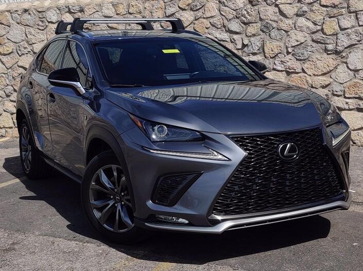 2018 Lexus NX 300 F Sport El Paso TX
