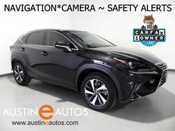 2018_Lexus_NX 300_*NAVIGATION, PRE-COLLISION & LANE DEPARTURE ALERT, BACKUP-CAM, BLIND SPOT ALERT, ADAPTIVE CRUISE, MOONROOF, CLIMATE SEATS, BLUETOOTH_ Round Rock TX