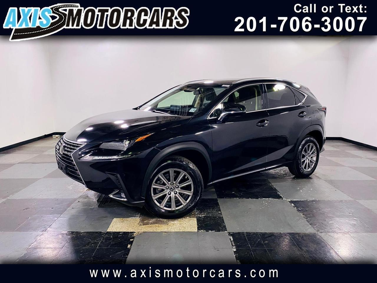 2018 Lexus NX 300 w/Backup Camera Jersey City NJ