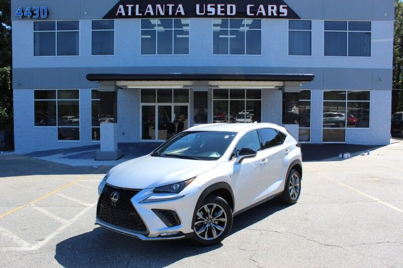 2018 Lexus NX NX 300 F Sport W/Red Leather Lilburn GA