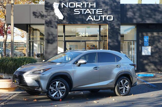 2018_Lexus_NX_NX 300h_ Walnut Creek CA