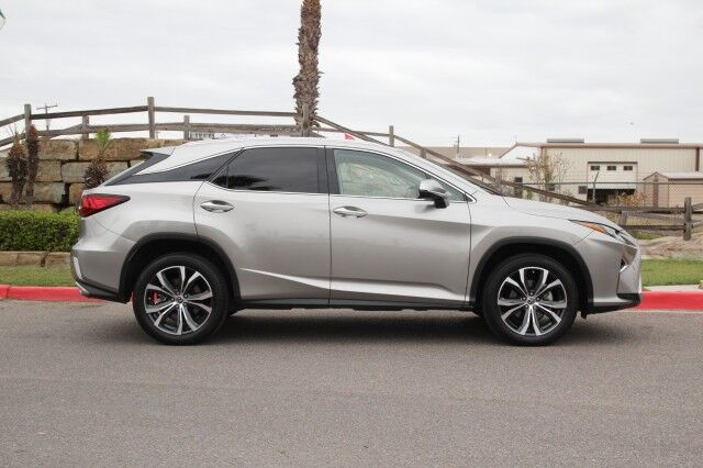 2018 Lexus No Model RX 350 3.5 L V6 FRONT WHEEL DRIVE San Juan TX